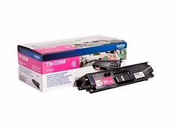 Brother TN-326M Toner 3500pagina's Magenta toners & lasercartridge