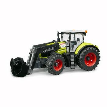 Bruder Claas Axion 950 tractor met voorlader