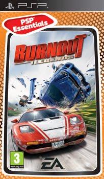 Burnout Legends (essentials) (Sony PSP)