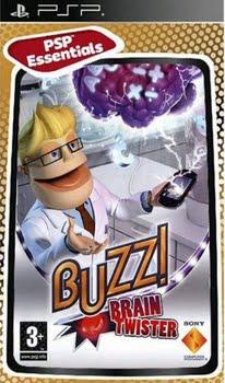 Buzz Brain Twister (essentials) (Sony PSP)