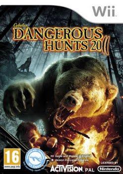 Cabela's Dangerous Hunts 2011 (Nintendo Wii)