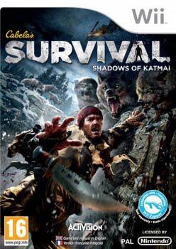Cabela's Survival Shadows of Katmai (Nintendo Wii)