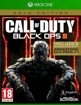 Call of Duty Black Ops 3 (Gold Edition) (Xbox One)