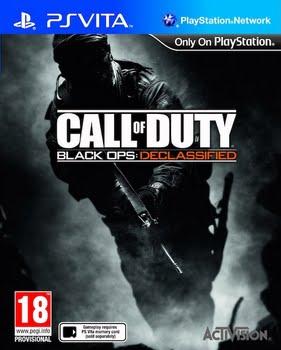 Call of Duty Black Ops Declassified (PS Vita)