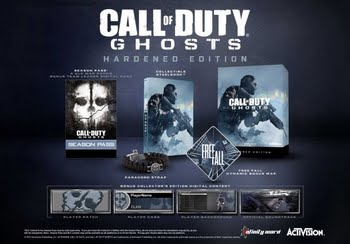Call of Duty Ghosts (Hardened Edition) (PC)