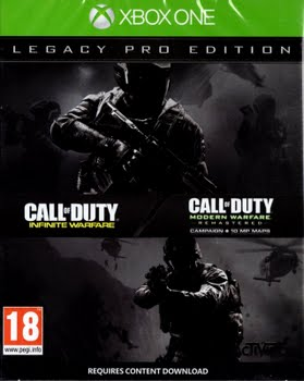 Call of Duty Infinite Warfare Legacy Pro Edition (+ Terminal Map) (Xbox One)