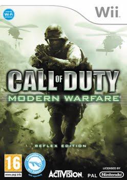 Call of Duty Modern Warfare Reflex (Nintendo Wii)