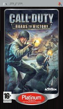 Call of Duty Roads to Victory (platinum) (Sony PSP)