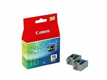 Canon Cartridge BCI-16 3-Color