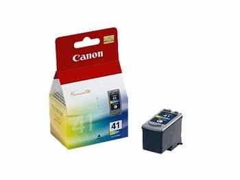 Canon Cartridge CL-41 Cyaan, Geel