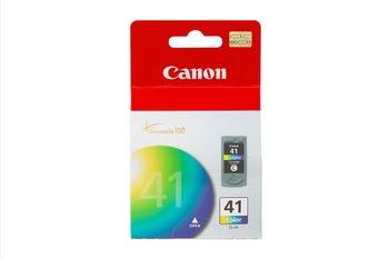 Canon CL-41 Cyaan, Geel