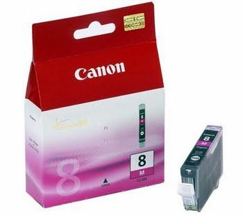 Canon CLI-8M w/Sec Magenta