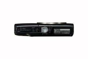 "Canon Digital IXUS 185 20MP 1/2.3"" CCD 5152 x 3864Pixels Zwart"