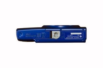"""Canon Digital IXUS 190 Compactcamera 20MP 1/2.3"""" CCD 5152 x 3864Pixels Blauw"""