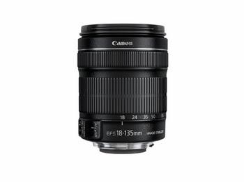 Canon EF-S 18-135mm f/3.5-5.6 IS STM SLR Standard lens Zwart