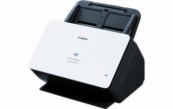 Canon imageFORMULA ScanFront 400 ADF 600 x 600DPI A4 Zwart, Wit
