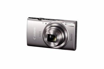 """Canon IXUS 285 HS Compactcamera 20.2MP 1/2.3"""" CMOS 5184 x 3888Pixels Zilver"""