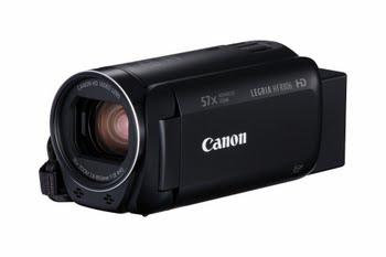 Canon LEGRIA HF R806 Handcamcorder 3.28MP CMOS Full HD Zwart