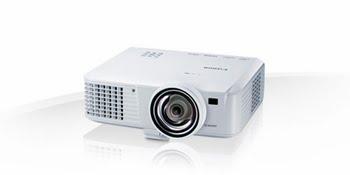 Canon LV WX310ST 3100ANSI lumens DLP WXGA (1280x800) Desktopprojector Wit