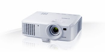 Canon LV WX320 3200ANSI lumens DLP WXGA (1280x800) Desktopprojector Wit