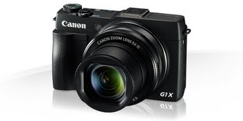 "Canon PowerShot G1 X Mark II 13.1MP 1.5"" CMOS 4352 x 2904Pixels Zwart"