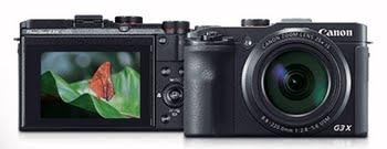 Canon PowerShot G3 X Compactcamera 20.2MP CMOS 5472 x 3648Pixels Zwart