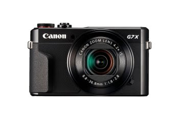"Canon PowerShot G7X Mark II 20.1MP 1"" CMOS 5472 x 3648Pixels Zwart"