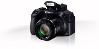 "Canon PowerShot SX60 HS 16.1MP 1/2.3"" CMOS 4608 x 3456Pixels Zwart"