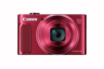 """Canon PowerShot SX620 HS 20.2MP 1/2.3"""" CMOS 5184 x 3888Pixels Rood"""