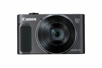 "Canon PowerShot SX620 HS Compactcamera 20.2MP 1/2.3"" CMOS 5184 x 3888Pixels Zwart"