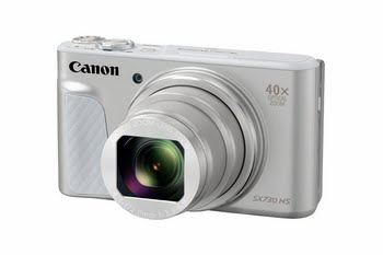 """Canon PowerShot SX730 HS Compactcamera 20.3MP 1/2.3"""" CMOS 5184 x 3888Pixels Zilver"""