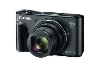 "Canon PowerShot SX730 HS Compactcamera 20.3MP 1/2.3"" CMOS 5184 x 3888Pixels Zwart"