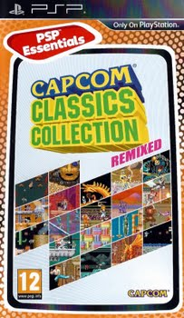 Capcom Classics Collection Remixed (essentials) (Sony PSP)