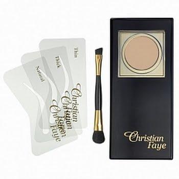 Christian Faye Eyebrow Make-up Kit Taupe