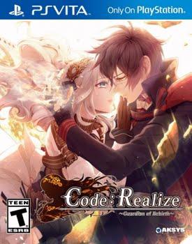 Code Realize Guardian of Rebirth (PS Vita)