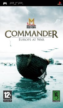 Commander Europe at War (Sony PSP)