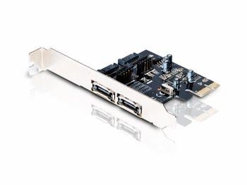 Conceptronic CSATA600EXI Intern SATA,eSATA interfacekaart/-adapter