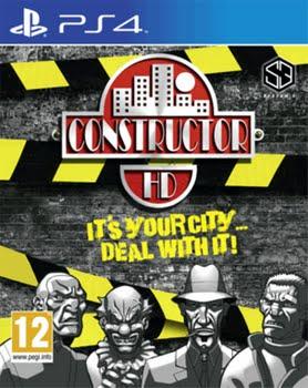 Constructor HD (PS4)