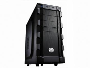 Cooler Master K 280 Midi-Toren Zwart