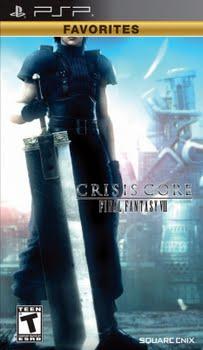 Crisis Core Final Fantasy 7 (favorites) (Sony PSP)