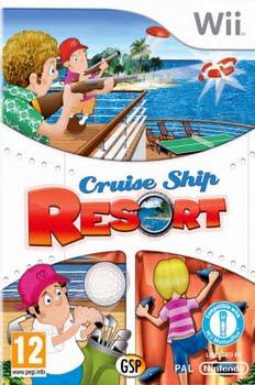 Cruise Ship Resort (Nintendo Wii)