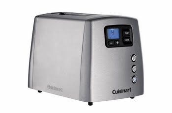 Cuisinart CPT420E 2snede(n) 900W Roestvrijstaal broodrooster