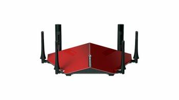 D-Link DIR-890L Gigabit Ethernet draadloze router