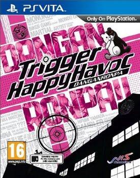 Danganronpa Trigger Happy Havoc (PS Vita)