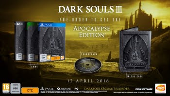 Dark Souls 3 Apocalypse Edition (Xbox One)