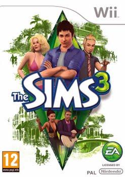 De Sims 3 (Nintendo Wii)