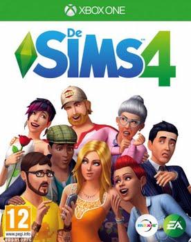 De Sims 4 (Xbox One)