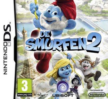 De Smurfen 2 (Nintendo DS)