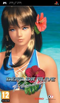 Dead or Alive Paradise (Sony PSP)