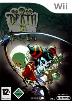 Death Jr. Rooth of Evil (Nintendo Wii)